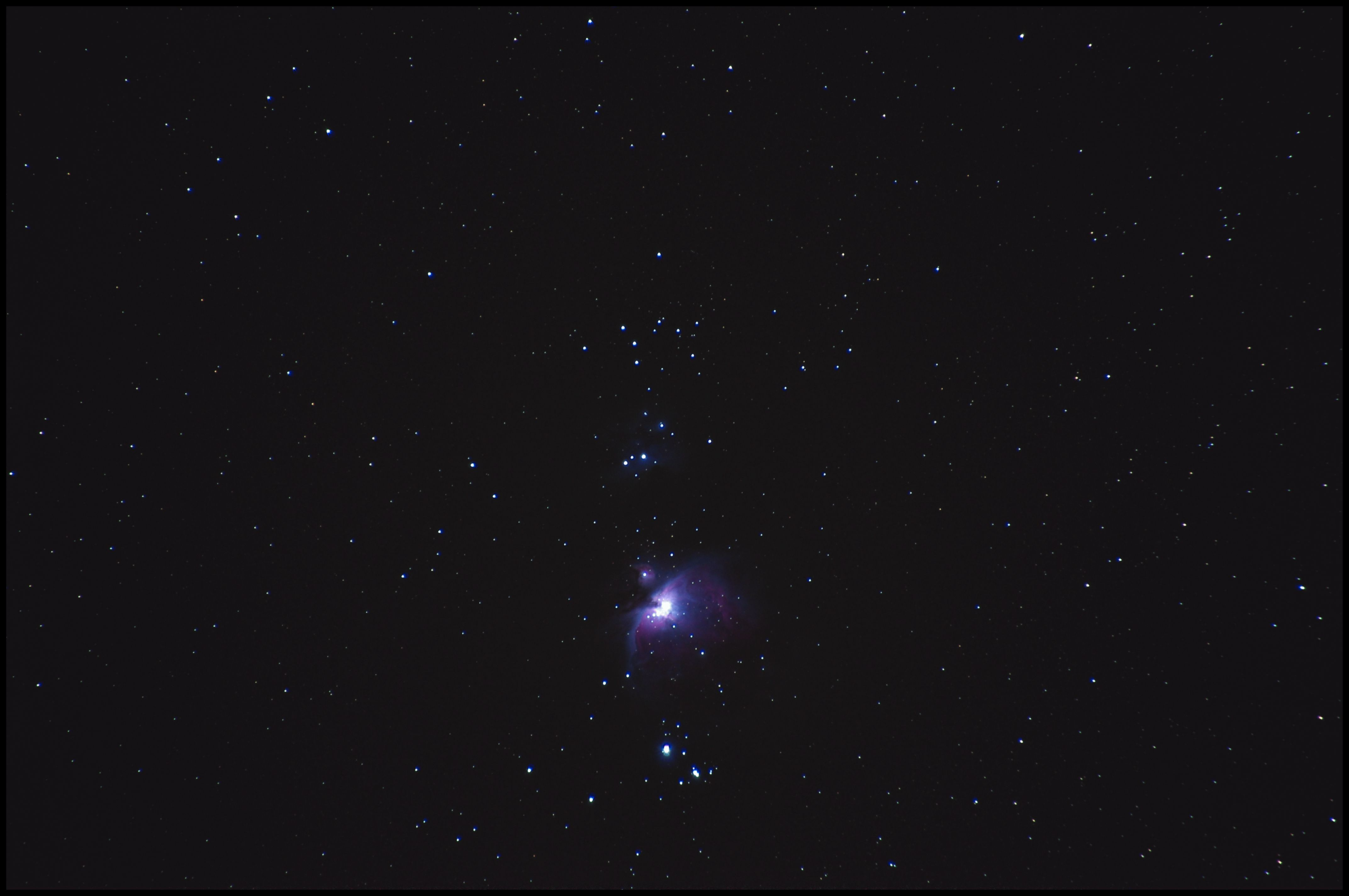 Orion 10x30s ISO 3200 Giotto Web